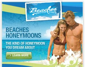 Honeymoons by Sandals and Beaches