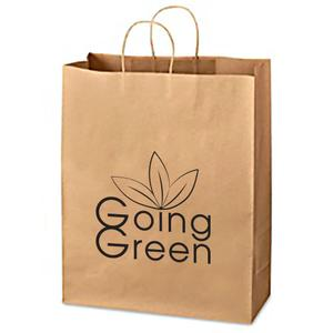 Nutraceutical paper bag