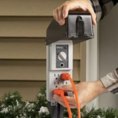 Outdoor Electrical Services in Lincoln NE |Lincoln Handyman Services