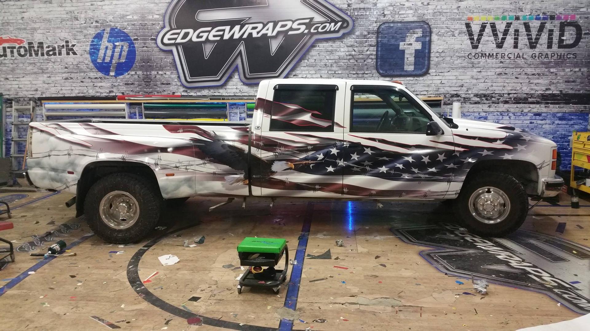 Edge Wraps-Your Premier Car Wraps-Truck Wraps-Boats Boat