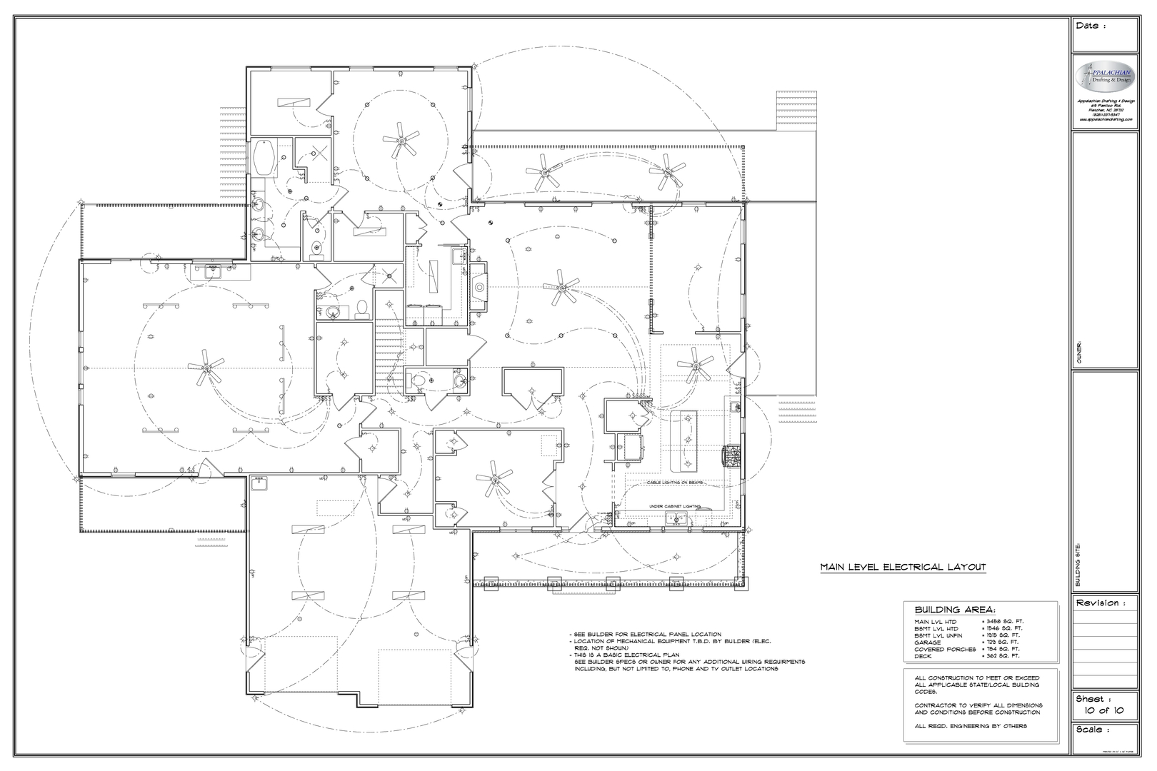 simple electrical plan - HD1620×1080
