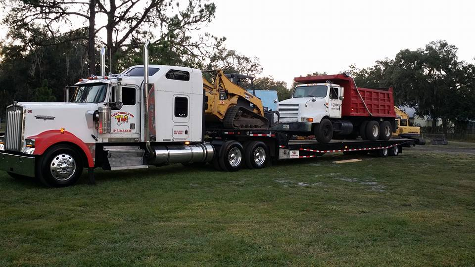 $50 TOW SERVICE ANYWHERE IN TAMPA BAY! 813-345-6438 Within the 10 ...