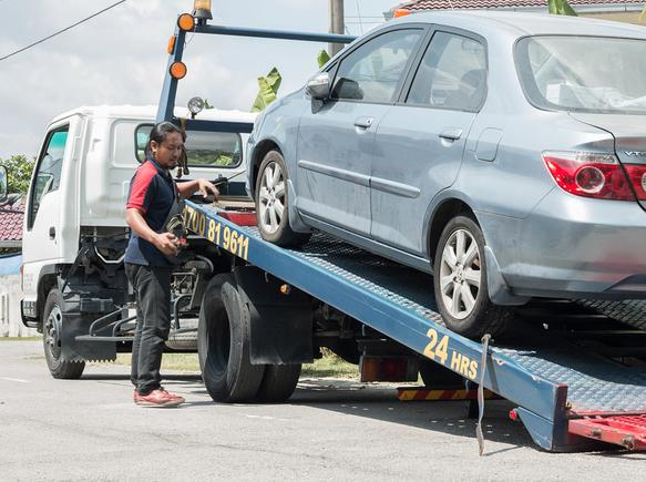 THE PREMIER NISSAN TOWING SERVICE IN OMAHA