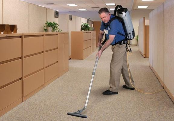 Office Building Cleaning in Edinburg Mission McAllen TX RGV Janitorial Services