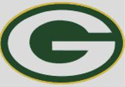 Cross Stitch Charts Green Bay Packers
