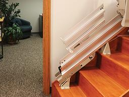 Elite Stairchair Power or Manual Folding Rail