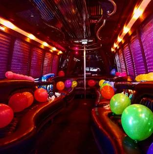 Inside Party Bus About us
