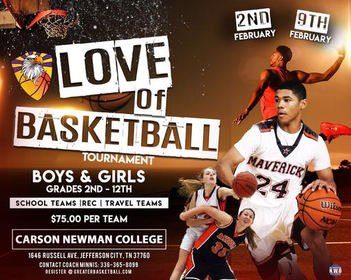 Love of Basketball 2019