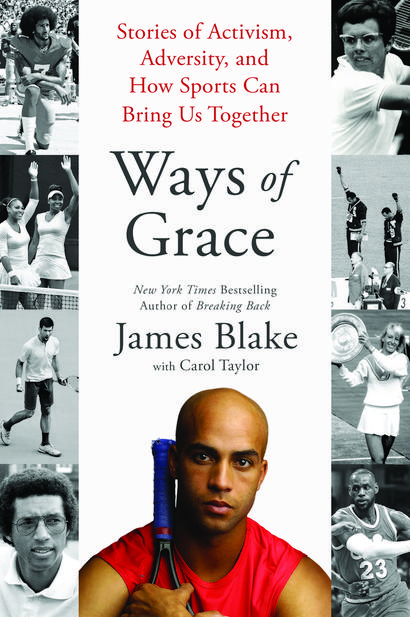 James Blake Ways of Grace Book