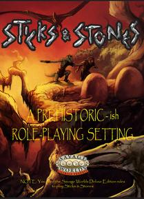 Sticks & Stones RPG Product Page - RPGNow.com