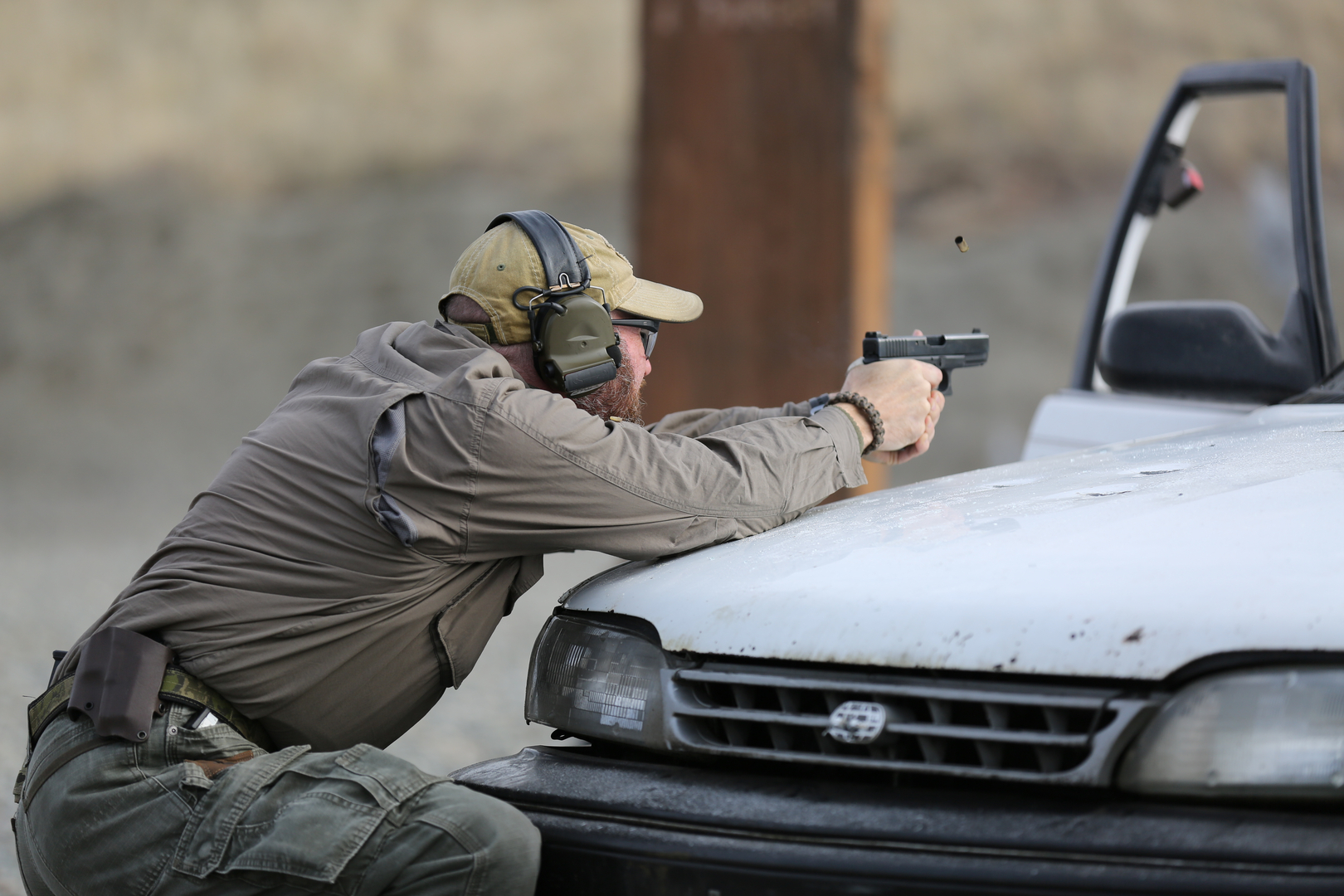 Full Spectrum Training & Consulting - Firearms Training, Defensive