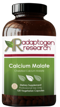 Adaptogen Research, Calcium Malate