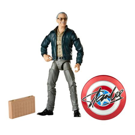 Geekpin Entertainment, Stan Lee Marvel Legends Action Figure, Stan Lee, Marvel Legends
