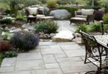 Image of landscape construction by Presentato Landscaping