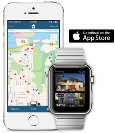 Download My Mobile App To Search For Homes Online