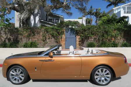 "2017 Rolls-Royce Dawn Drophead Coupe Special Order ""Bespoke"" for sale San Diego California"