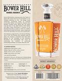 Bower HIll Barrel Reserve sell sheet