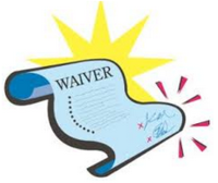 Waiver and Liability Release 2017