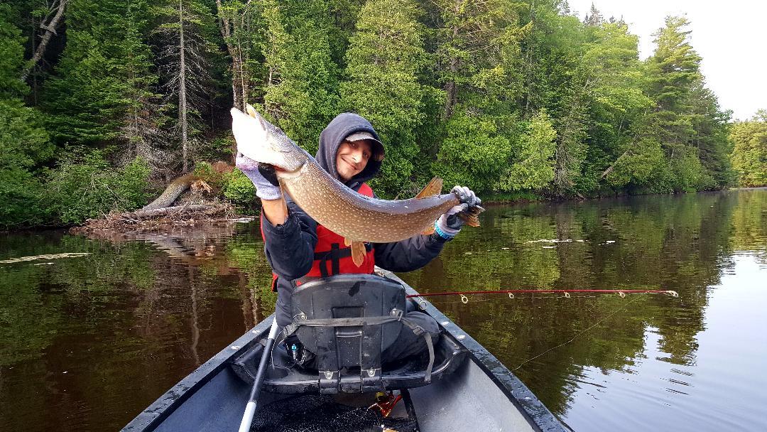 Tahquamenon River Canoe & Kayak Trips, Michigan's Upper