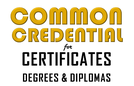 Common XML Credential for Certificates, Degrees & Diplomas Ratified as PESC Approved Standard