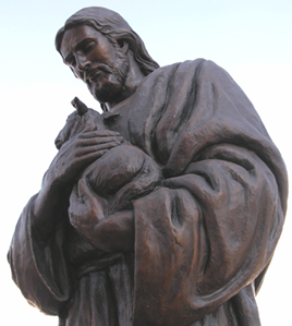 Custom Christian Statues