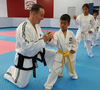 About the Instructors and Location of Warrior Code Taekwon-Do Academy