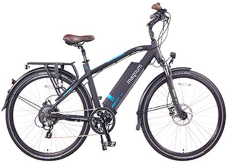 Magnum Metro + Electric Bicycle