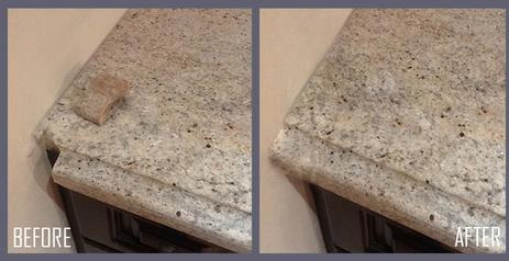 Services Granite Marble Quartz Restoration Repair