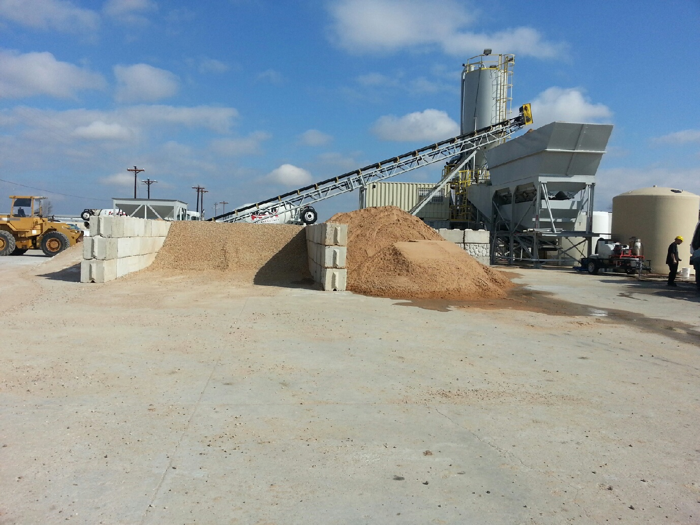 Home for Austin Ready Mix - Central Texas Leader in Concrete