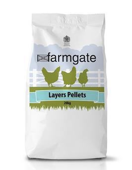 Farmgate Layers Pellets - Chicken Food in Scotland