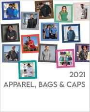 Apparel, Bags, Caps Catalog 2020