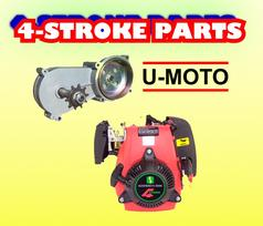 4-STROKE MOTORIZED BIKE PARTS