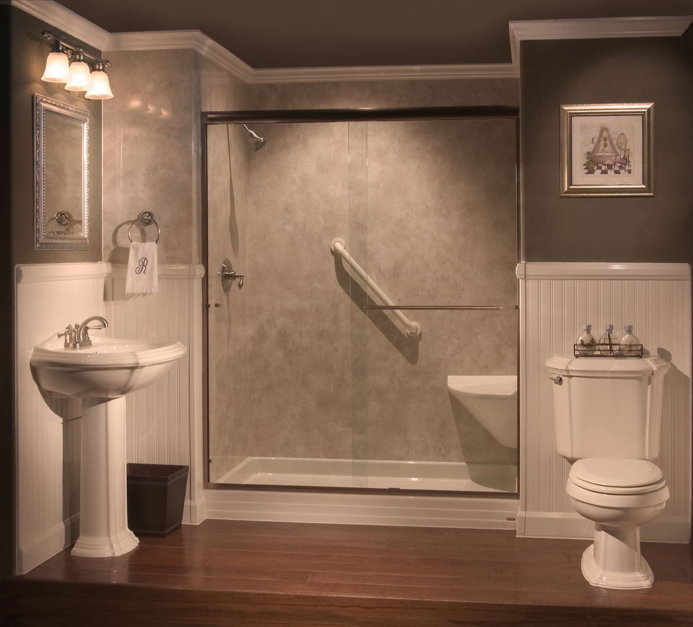 Convert Jacuzzi Tub To Walk In Shower Tub to shower conversion