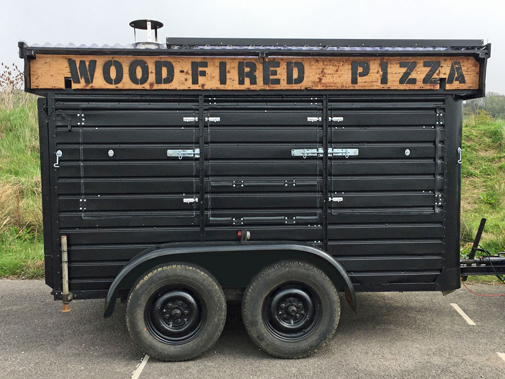 Dorset Wood Fired Pizza
