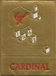 1965 Oxford Cardinal Yearbook