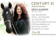 Welcome to Erica Sumner C21
