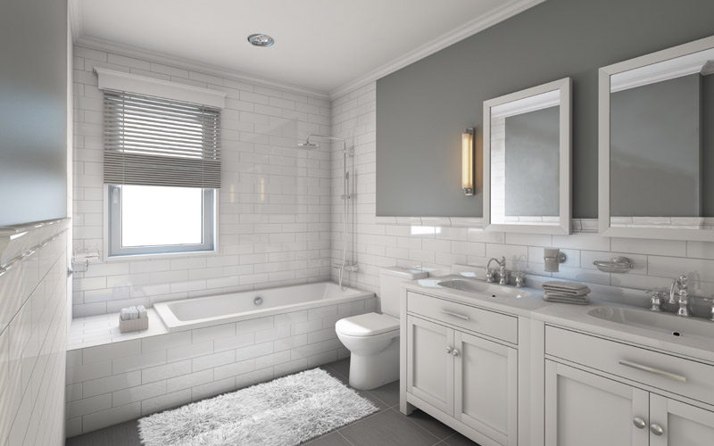 Martins Construction Remodeling General Contractors Los Angeles - Brothers bathroom remodeling