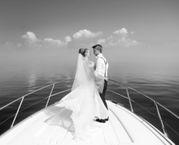 NJ Yacht Wedding Captain Package