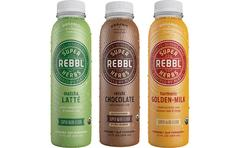 Rebbl Matcha Tea Drinks