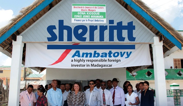 #Sherritt, #Sumitomo take $1.7 bln hit on #Madagascar #Nickel mine