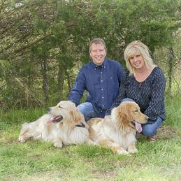 Jeff & Kim - Jane Ballard Photography - family - photographer - pets - dogs