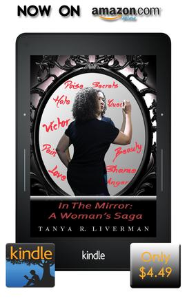 books, author, tanya r liverman, women, beauty, self esteem, self discovery,