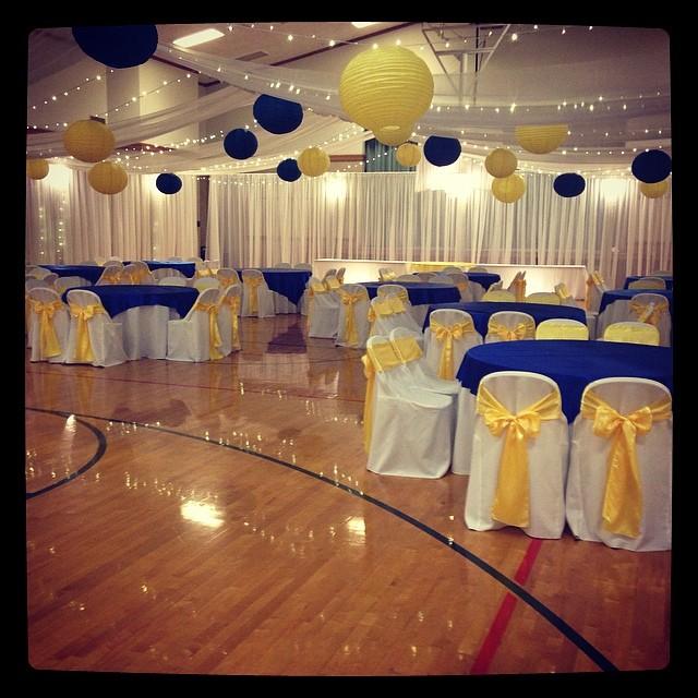 Lds Reception By Az Wedding Decor