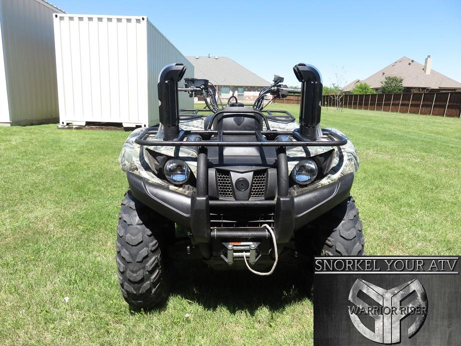 Yamaha ATV Snorkel kits