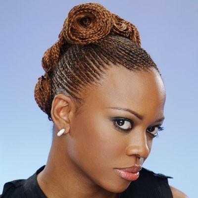 African Hair Braiding Style 7