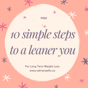 10 simple steps to a leaner you for free