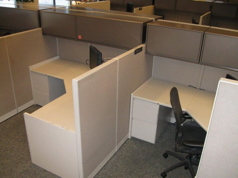 used cubicles, used office furniture - strictly business