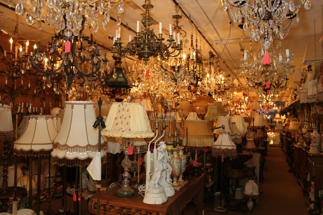 Check out our photo gallery below to see some of our exquisite lamps and shades located in huntington station