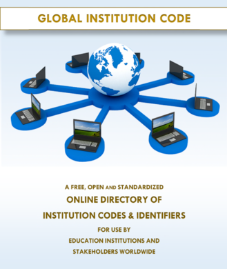 Global Single Institution Identifier Code List Directory