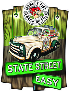 State Street Easy MONKEY FIST BREWING CO.